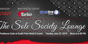 Sole Society Lounge event at South Point, Las Vegas, June 25th 12:00-6:00